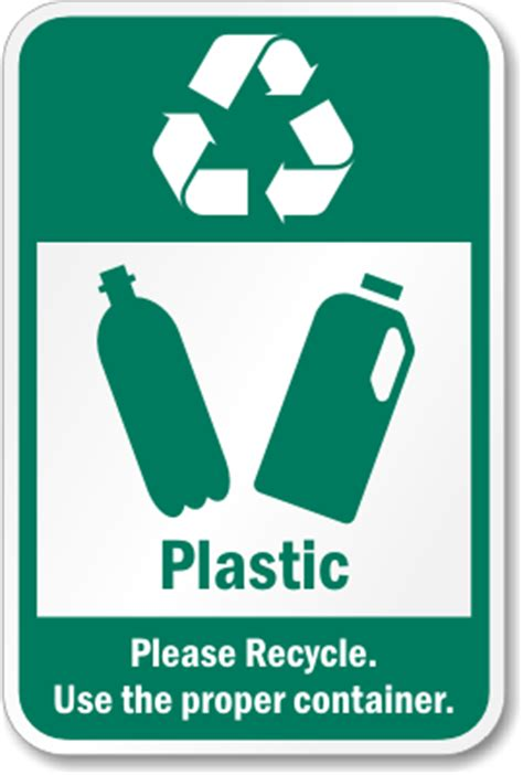 Guide to Recycling Plastics