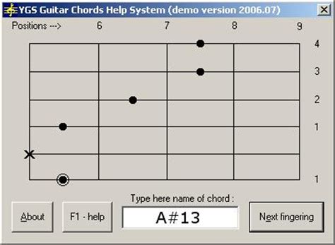 Guitar Chord Identifier Mac Software