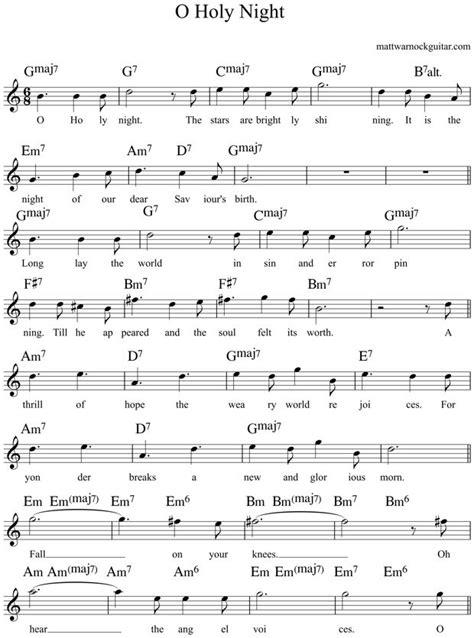 Guitar Christmas Songs | madinbelgrade