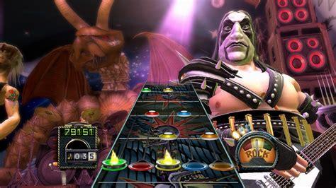 Guitar Hero III Legends of Rock – PC   Torrents Juegos