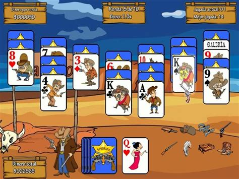 Gunslinger Solitaire > iPad, iPhone, Android, Mac & PC ...