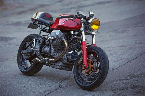 Guzzi 1100 Sport Cafe Racer | Return of the Cafe Racers