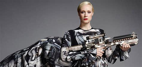 Gwendoline Christie confirma su presencia en Star Wars ...