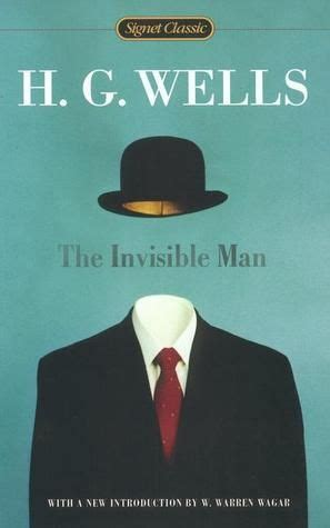 H.G. Wells - El hombre invisible | Stunning Books ...