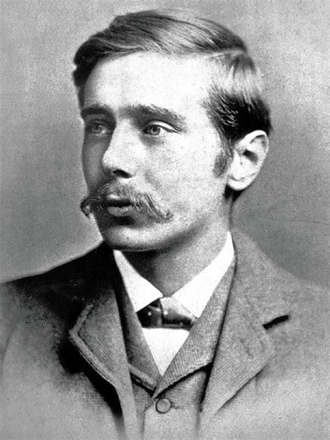 H.G.WELLS  Herbert George Wells, 1866 1946  English writer ...