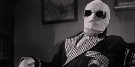 H.G. Wells' Invisible Man Is Getting Another Movie