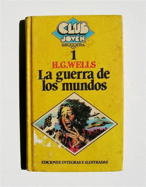 H. G.wells La Guerra De Los Mundos Libro Importado 1981 ...