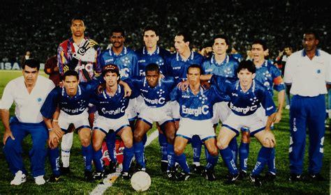 Há 22 anos, o Cruzeiro conquistava o bi da Copa do Brasil ...