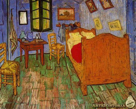 Habitación de Vincent en Arles - Obra - ARTEHISTORIA V2