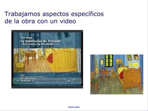 Habitación en Arlés de Vincent Van Gogh | Recurso ...