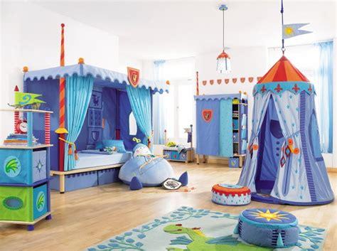 Habitación infantil de caballero de la firma Haba ...