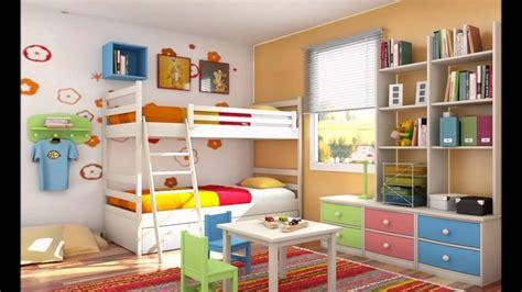Habitaciones infantiles, decoración
