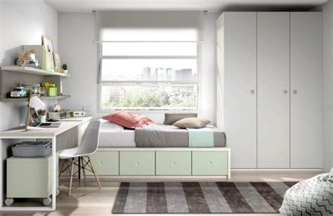 Habitaciones Juveniles Modernas en Barcelona   Muebles ...