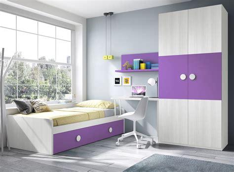 Habitaciones juveniles: Un mundo de color para los niños