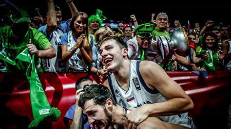 Habla la madre de Doncic:  Luka tiene el basket en la ...