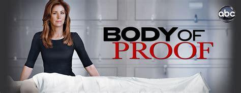 ¿Hablamos de series?: 'El cuerpo del delito (Body Of Proof)'