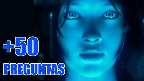 Hablando con Cortana a Solas más de 50 preguntas Windows ...