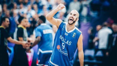 Habrá jugadores Euroliga: Grecia se refuerza para el 2º ...