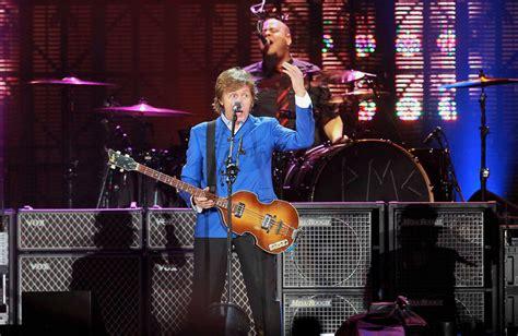 Habrá nuevo disco de Paul McCartney y lo presumió con dos ...