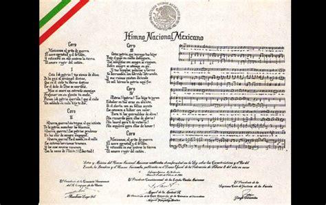 Hace 162 años se cantó por primera vez el Himno Nacional ...