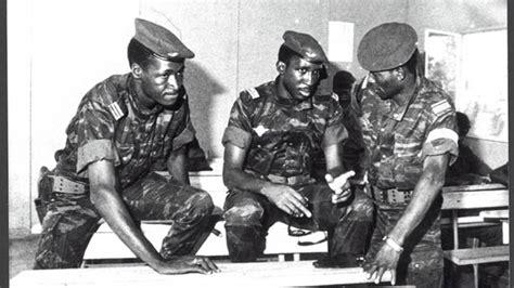 Hace 29 años caía asesinado Thomas Sankara, el Che Guevara ...