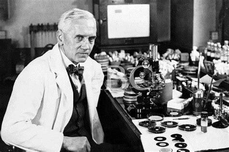 Hace 87 años el escocés Alexander Fleming descubrió la ...