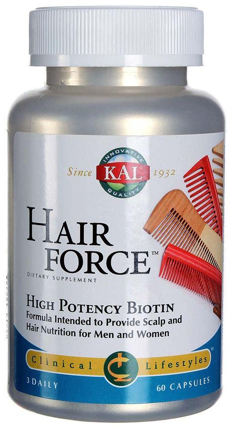 Hair Force | Vitaminas para Fortalecer el Cabello