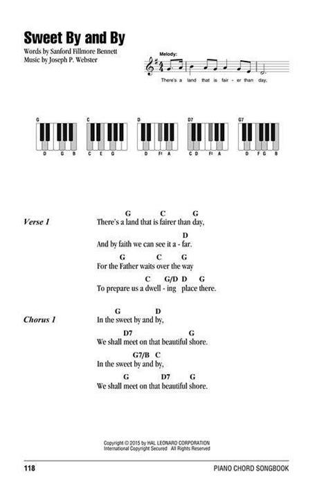 Hal Leonard Gospel Hymns: Piano Chord Songbook - Book ...