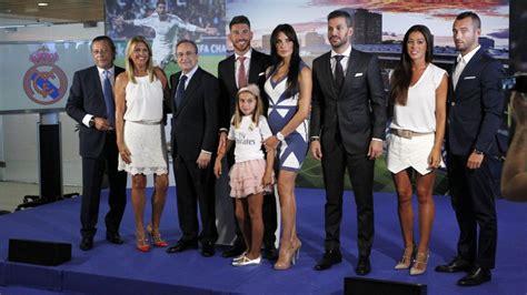 ¡Hala Madrid! Sergio Ramos renueva contrato con el Real ...