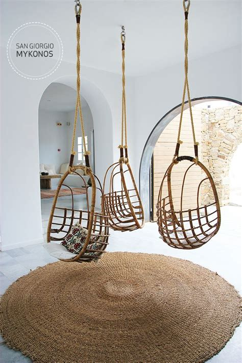 Halcyon Hanging Chairs To Bring Perfect Harmony For You To ...