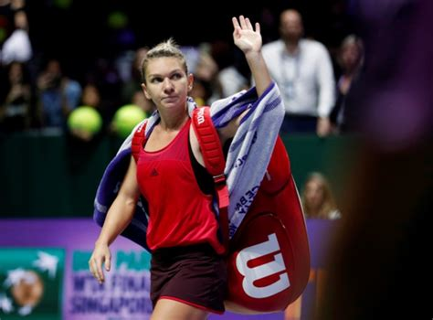 Halep shakes off disappointment of latest Singapore flop ...