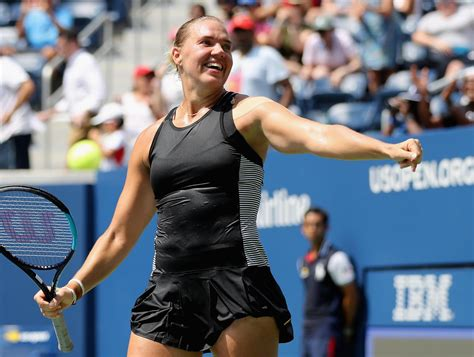 Halep stunned by Kanepi in US Open first round   WTA Tennis