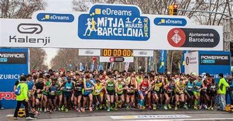 Half Marathon 2016   Asics Mitja Marató de Barcelona
