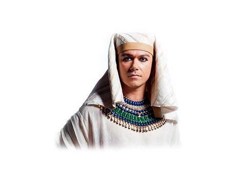 Hallan evidencias de existencia de José de Egipto