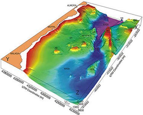 Hallan fallas sísmicas activas bajo el mar de Alborán ...