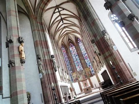 HallenKirche style church - Picture of St. Mary's Chapel ...