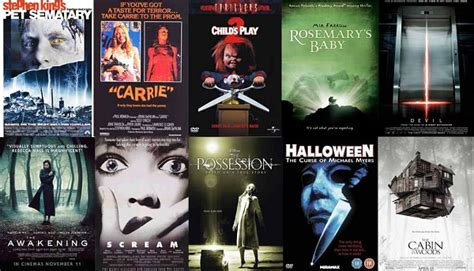 Halloween Film: List of New Horror Movies 2015