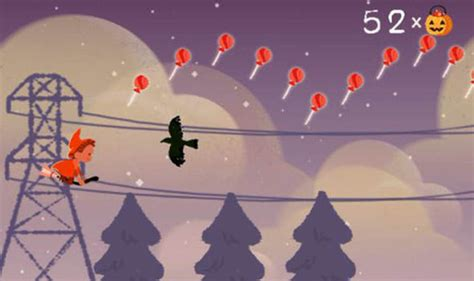 Halloween Google Doodle 2015: Millions distracted with # ...