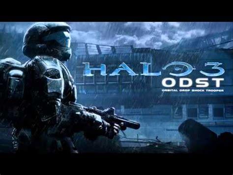 Halo 3 ODST Canción: Neon Night   YouTube