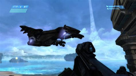 Halo Combat Evolved Anniversary - Xbox 360 - gameplay ...