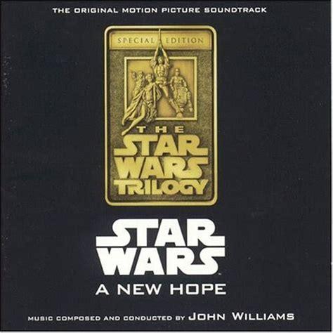 Hammerian: Mi selección musical...Bandas sonoras Star Wars ...