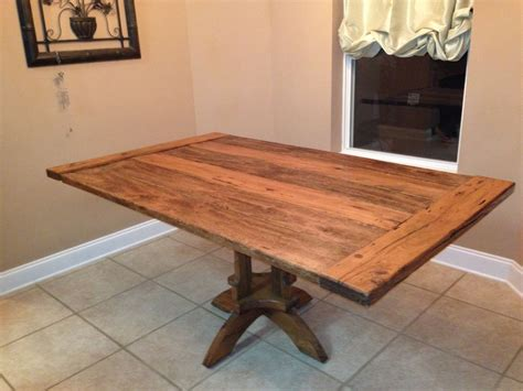 Handmade Kitchen Table by Vintage Woodworks Of Navarre ...