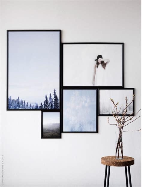 Hang Art Like an IKEA Stylist | Poppytalk | Bloglovin'