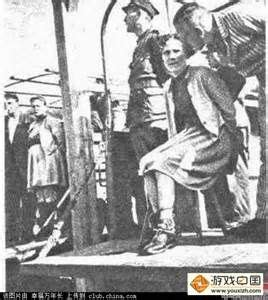 Hanging Irma Grese Execution   Bing images   JUSTICE ...