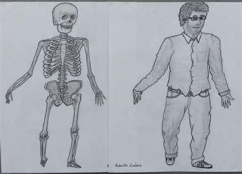 Hans Tupper Art and Teaching: Esqueleto y la figura humana
