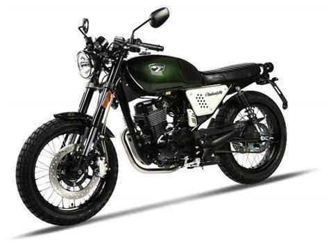 Hanway moto 125 e4 black caffe verde a Montebelluna ...