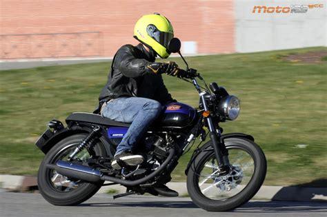 Hanway Raw 125   ¿Qué hay de nuevo viejo?   Moto 125 cc