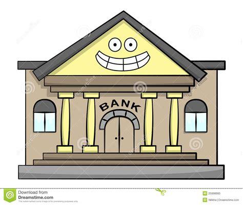 Happy Bank Royalty Free Stock Photo   Image: 25998995