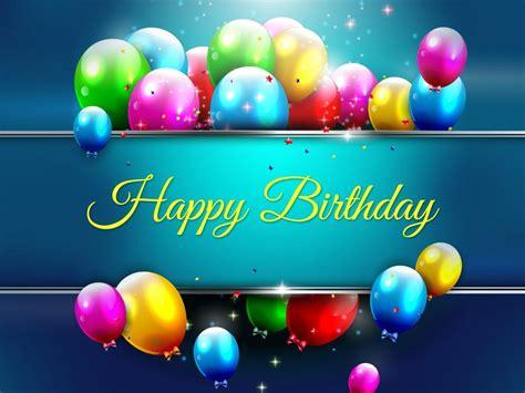 Happy Birthday Balloons Happy Birthday