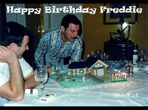 happy birthday freddie mercury :    YouTube